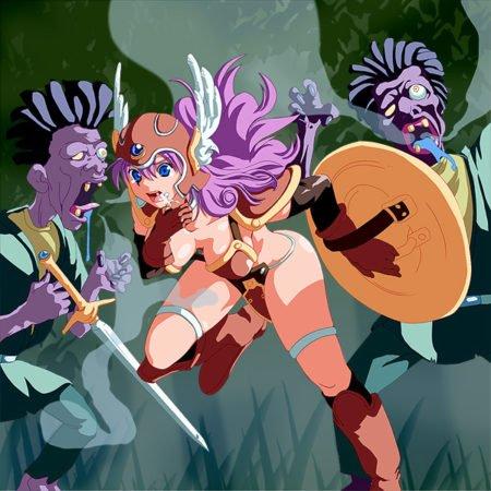 ドラクエ女戦士